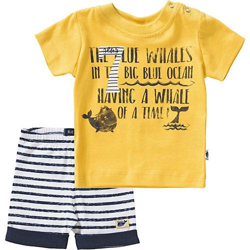 Blue Seven Baby Set T-Shirt + Shorts Gr. 68 Jungen Baby   04055852067219