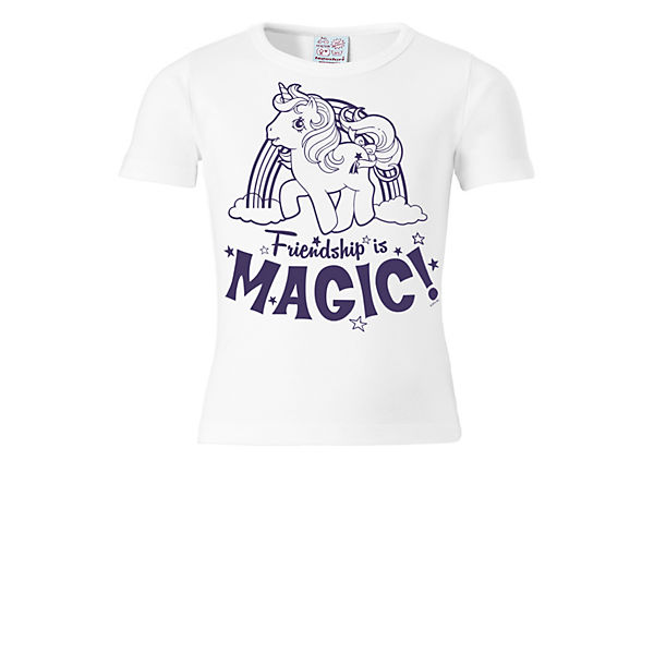 Logoshirt T-Shirt - My Little Pony mit tollem Print T-Shirts