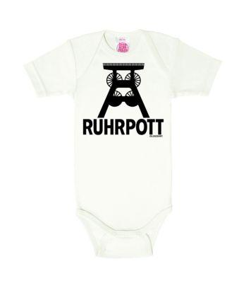 rot Baby Strampler Das Tier Baby Body Muppet Show LOGOSHIRT