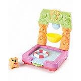 Игровой набор Chubby Puppie, мини-щенок, розовый