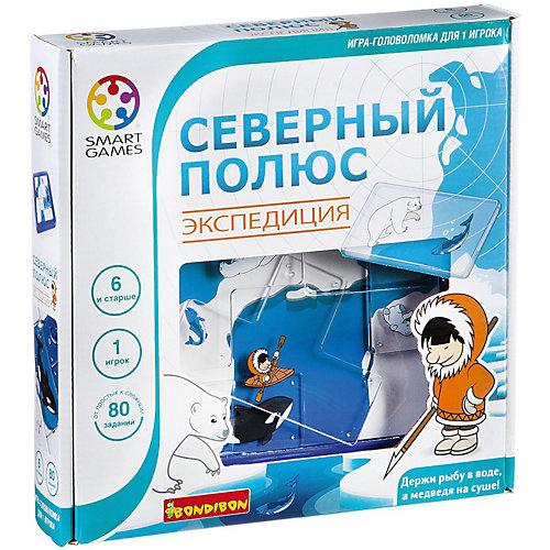 """Игра-головоломка """"Северный полюс. Экспедиция"""" Bondibon от Bondibon"""
