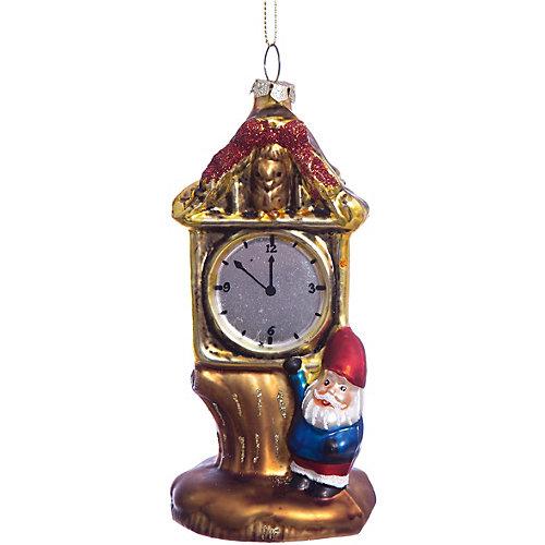 Елочное украшение часы леса Magic Story от Magic Story