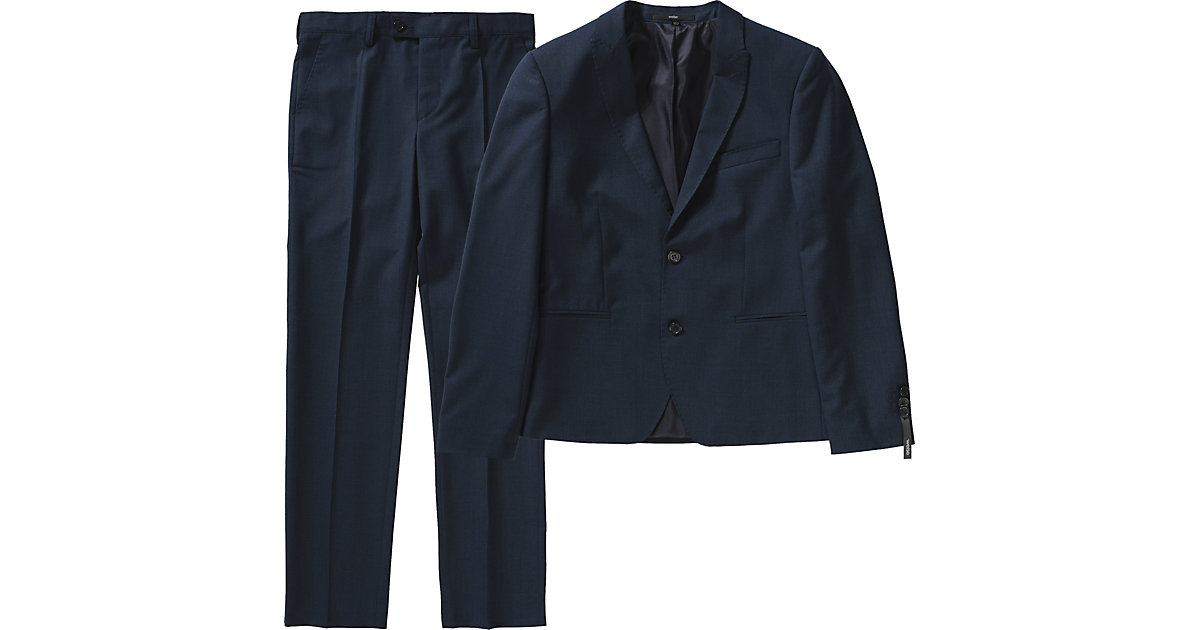 Weise · Kinder Anzug Slim Fit Gr. 128 Jungen Kinder