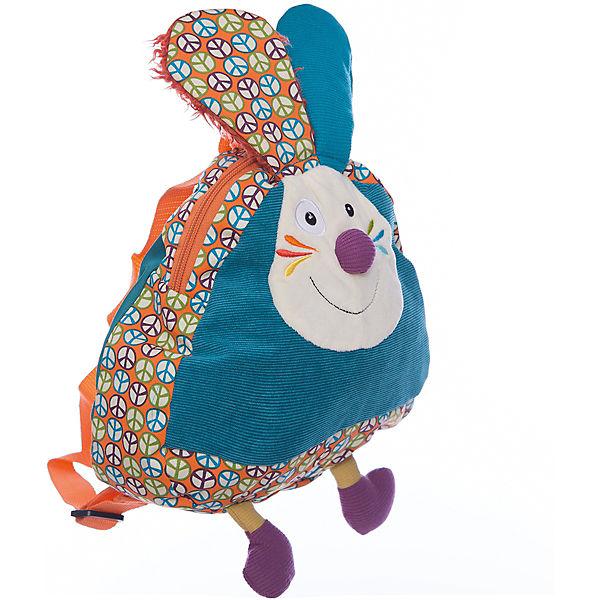 """Рюкзачок """"Кролик Джеф"""" Ebulobo"""
