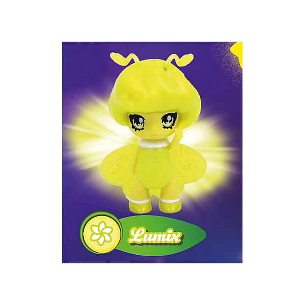 Две куклы Glimmies Lumix и Hazelyn