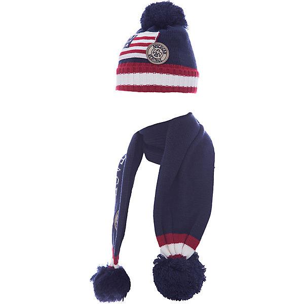 Комплект: шапка и шарф Original Marines для мальчика
