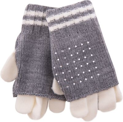 Перчатки Original Marines для девочки - серый