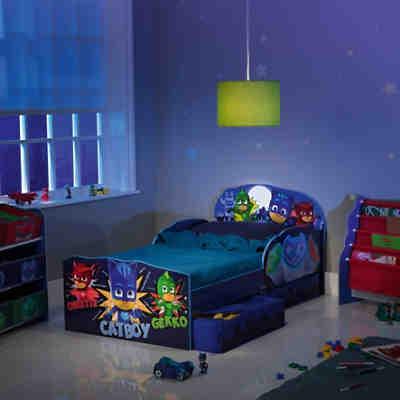 Kinderbett de Luxe mit Ablageregal, PAW Patrol Chase, 70 x 140 cm, PAW  Patrol