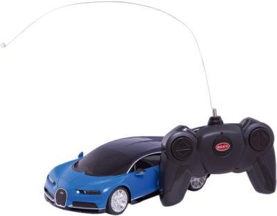 Радиоуправляемая машина Rastar Bugatti Chiron, 1:24