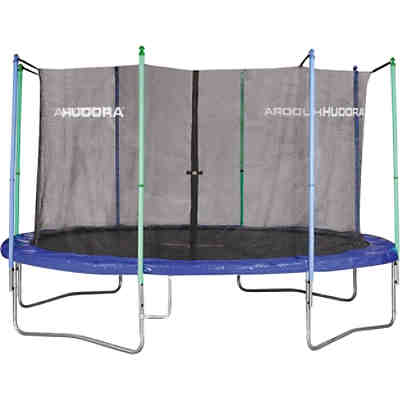 trampolin gartentrampolin f r kinder erwachsene g nstig online kaufen mytoys. Black Bedroom Furniture Sets. Home Design Ideas