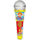 """Микрофон Азбукварик """"Пой со мной"""" Песни В. Шаинского"""