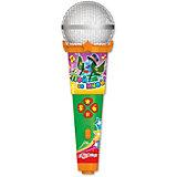 """Микрофон Азбукварик """"Пой со мной"""" Песенки веселых мультяшек"""