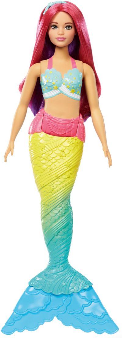barbie regenbogen meerjungfrau barbie mytoys