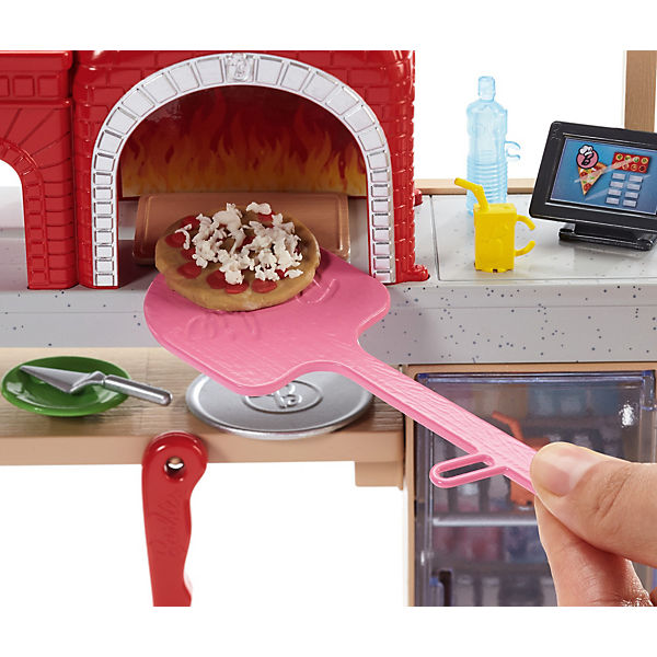 Игровой набор Barbie Шеф-повар пиццерии