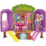 Игровой набор Barbie «Домик на дереве Челси»