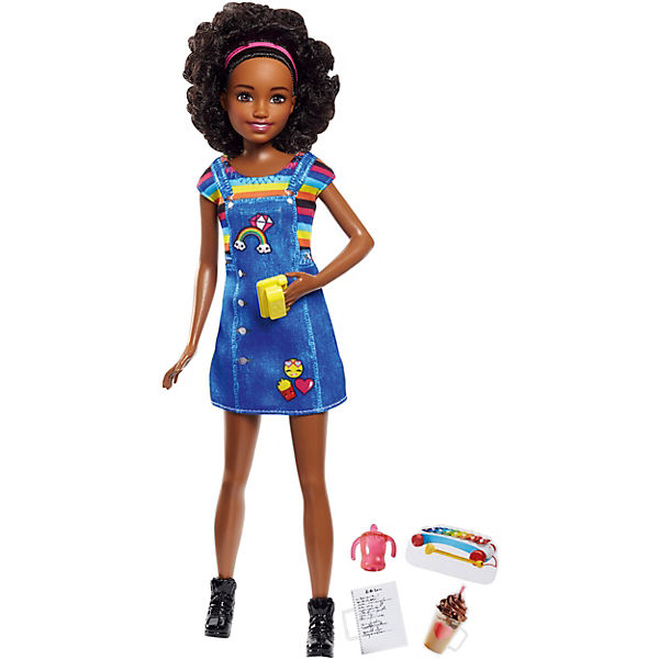 "Barbie ""Skipper Babysitters Inc."" Puppe + Kaffee, Barbie"
