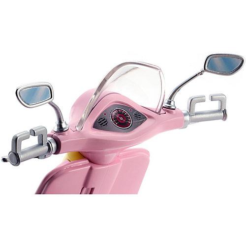 "Транспорт для куклы Barbie ""Мопед"" от Mattel"