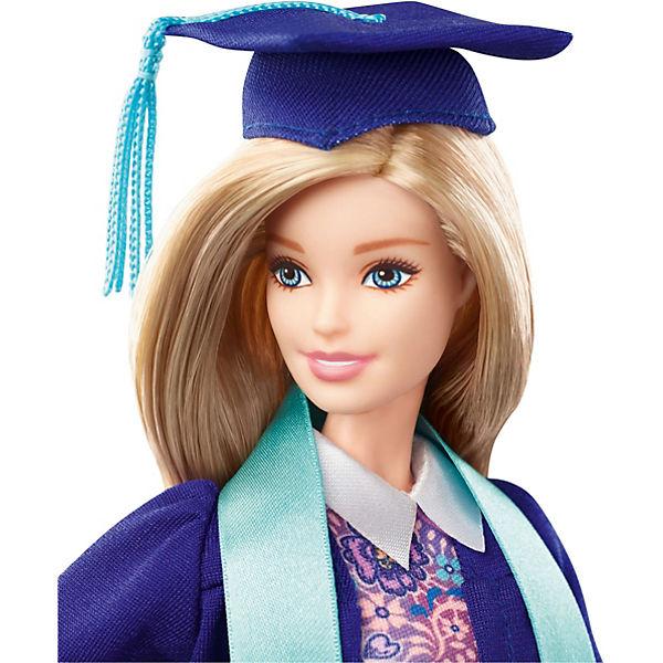 Коллекционная кукла Barbie Выпускница, 29 см