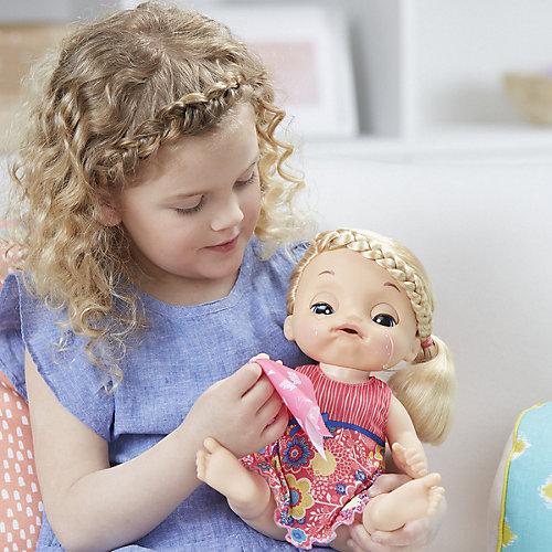 """Интерактивная кукла Hasbro Baby Alive """"Малышка у врача"""" от Hasbro"""