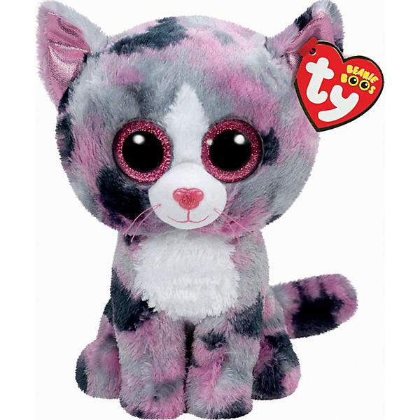 Lindi, Katze Rosa Ty 24cm, Ty Rosa 18a0d2