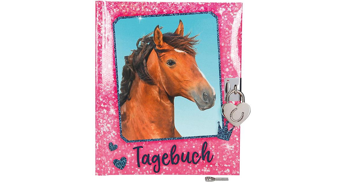 Depesche · Horses Dreams Tagebuch, pink