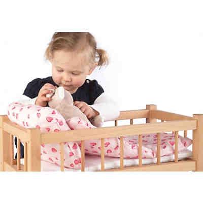 Puppenschrank g nstig online kaufen mytoys for Baby annabell schlafzimmer