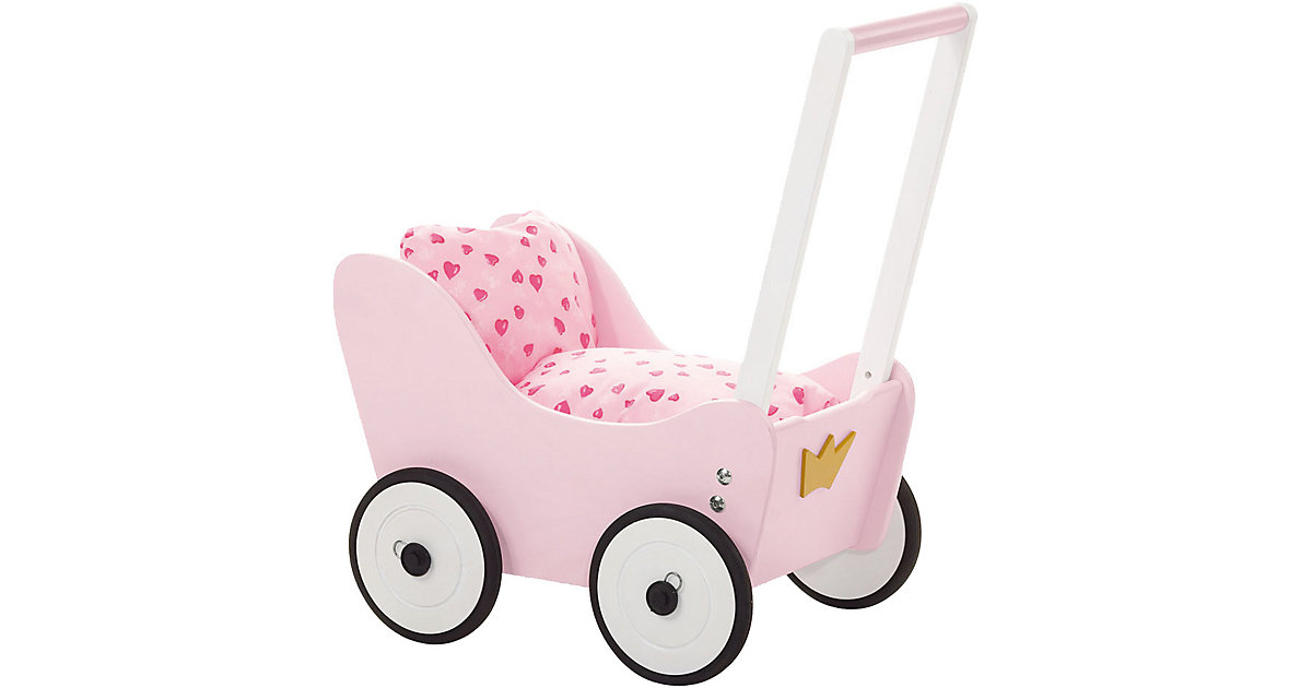 Pinolino · Puppenwagen Prinzessin Lea