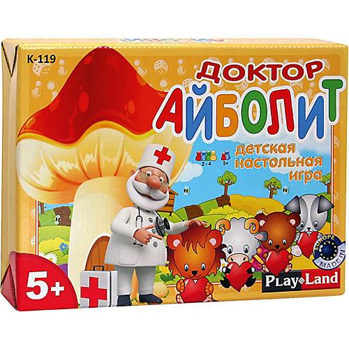 """Настольная игра Play Land """"Доктор Айболит"""" от Play Land"""