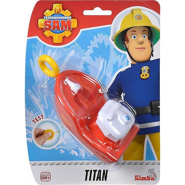 feuerwehrmann sam aufziehboot titan feuerwehrmann sam