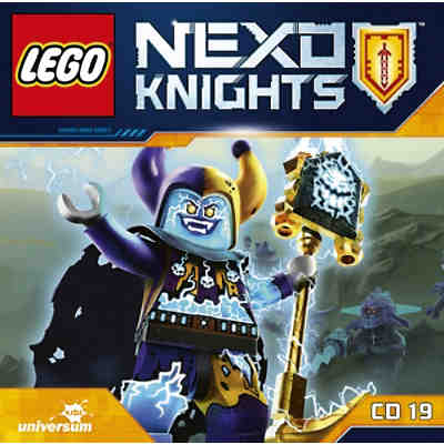 CD LEGO Nexo Knights - CD 19