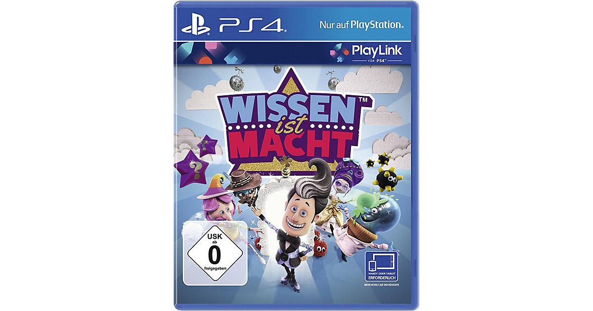 PS4 Wissen ist Macht (PlayLink)