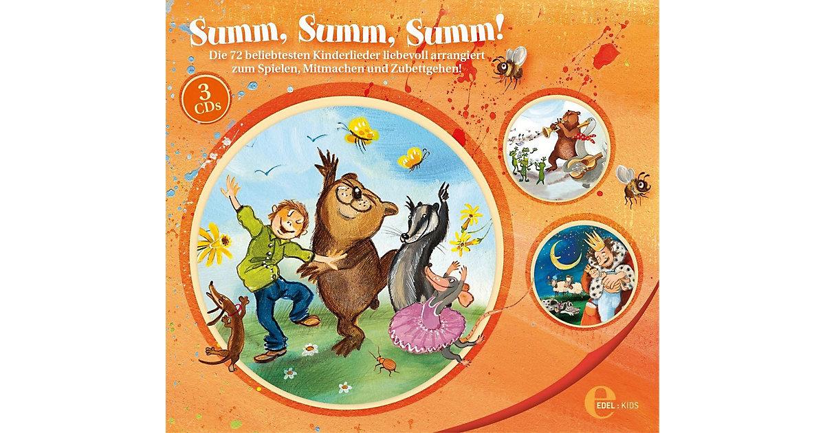 CD Summ,Summ,Summ - Kinderliederbox