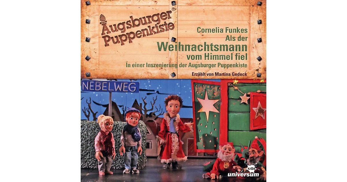 Foto 3 CD Augsburger Puppenkiste - Als der Weihnachtsmann vom Himmel fiel