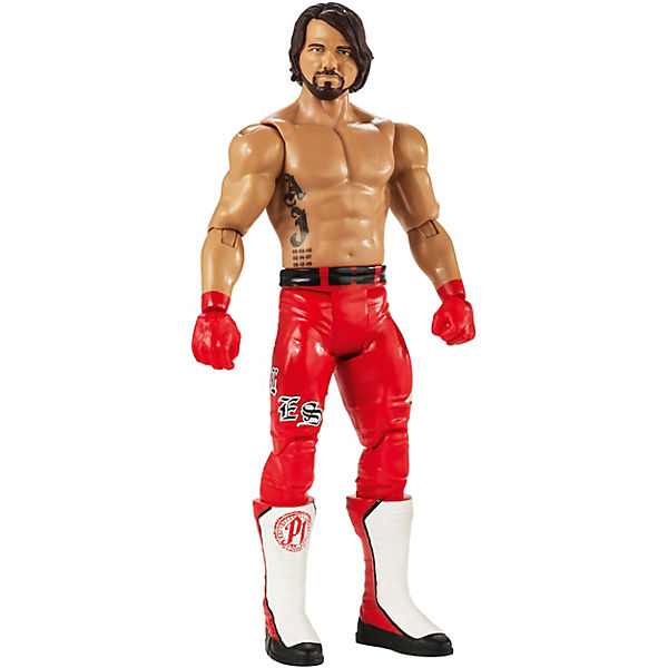 WWE Basis Figur (15 cm) AJ Styles, Mattel