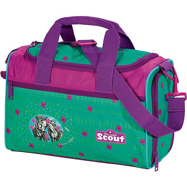 7158f8cd56974 Scout Sporttasche IV Summer Green