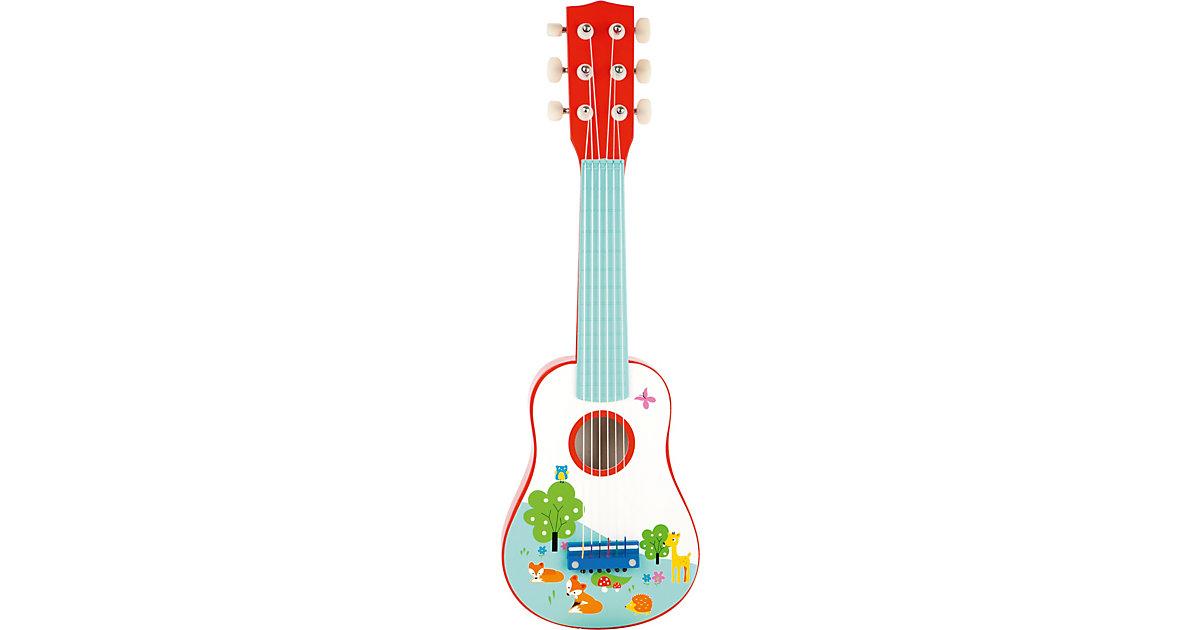 Kleiner Fuchs Gitarre