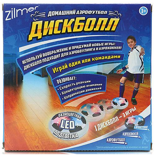 """Диск для аэрофутбола Zilmer """"Дискболл"""" от Zilmer"""