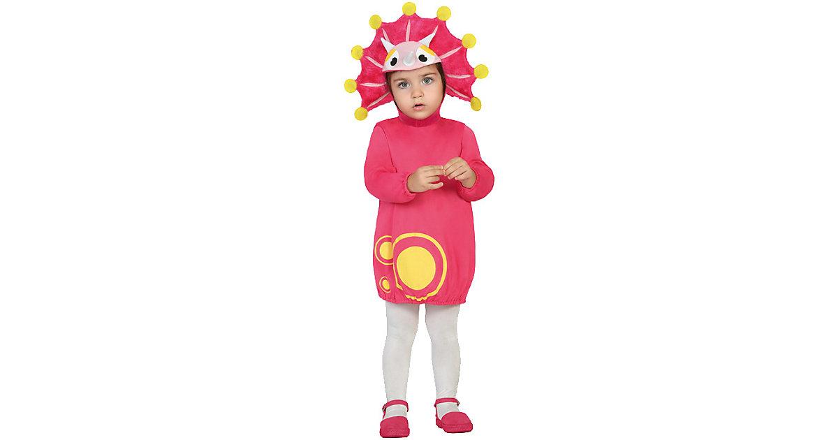 Kostüm Dinosaurier rosa Gr. 68/80 Mädchen Baby