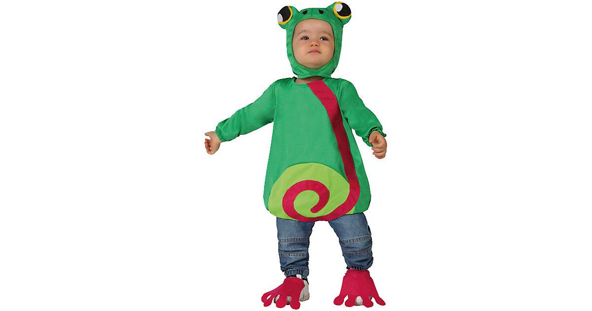 Kostüm Frosch Gr. 50/68 Mädchen Kinder