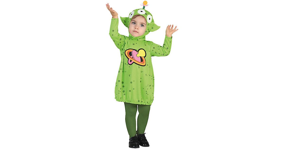 Kostüm Außerirdische Gr. 50/68 Mädchen Kinder