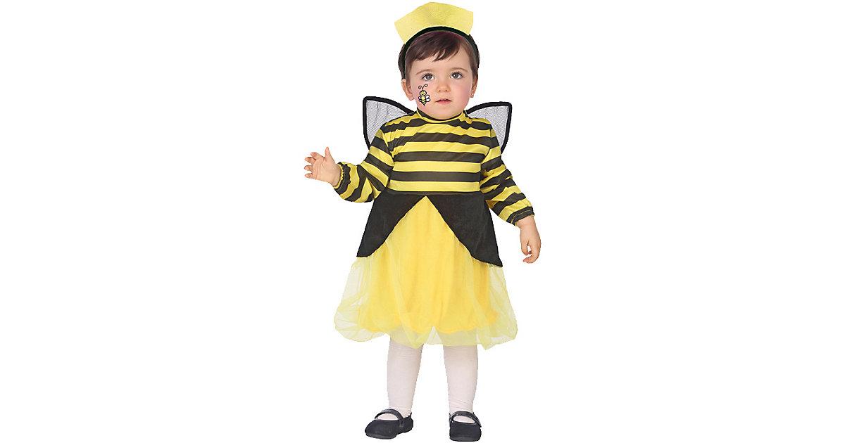 Kostüm Biene Gr. 50/68