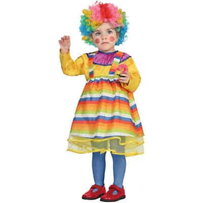 Clown Kostume Fur Kinder Clown Kinderkostum Mytoys