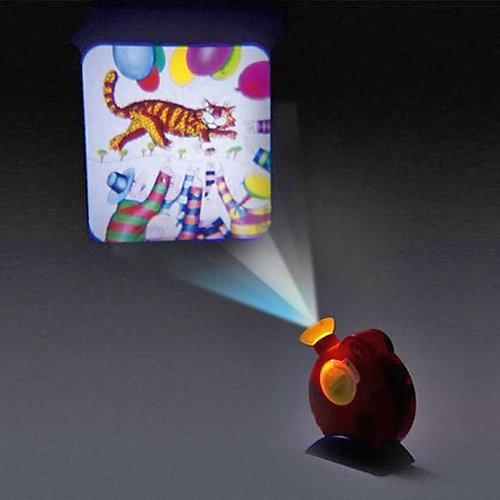 Мини-диапроектор Светлячок (свет, звук) от Светлячок