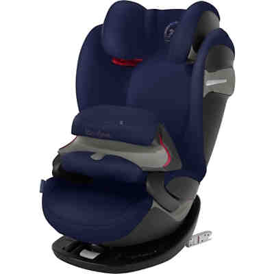 Auto-Kindersitz Pallas S-Fix, Gold-Line, Denim Blue