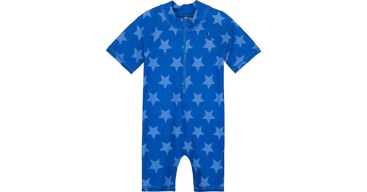 Sanetta · Schwimmanzug mit UV-Schutz , Sterne Gr. 116 Jungen Kinder