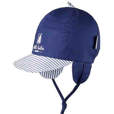 5c98b8ad8486 Baby Schirmmütze mit UV-Schutz für Jungen, Organic Cotton ...