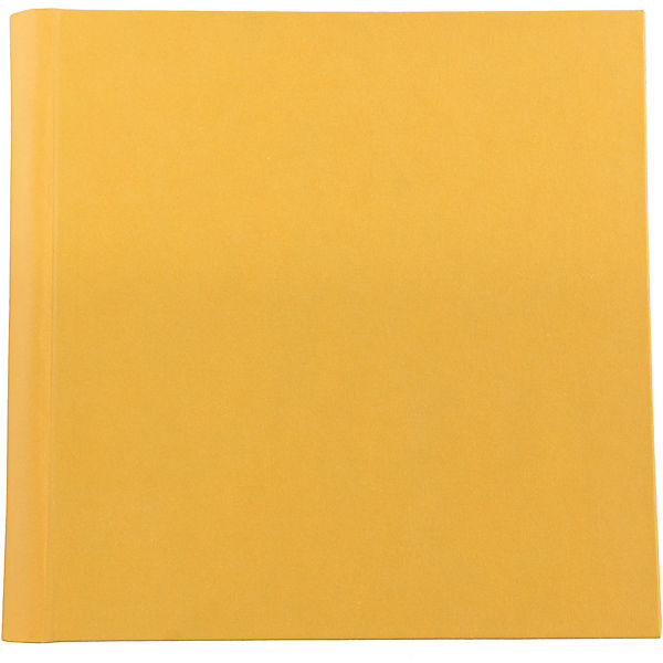 """СкетчБук """"Желтый квадрат"""""""