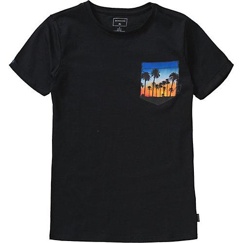 Quiksilver T-Shirt QUADRO Gr. 164 Jungen Kinder | 03613373398949