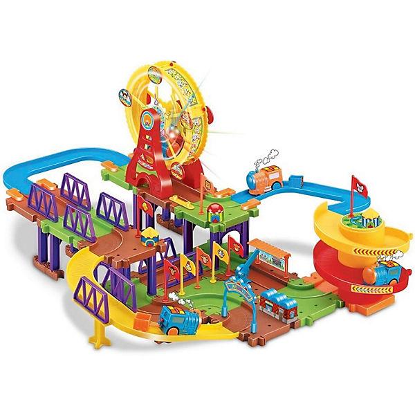 """Железная дорога Devik Toys """"Колесо обозрения 2"""" с поездом"""