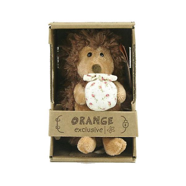 Мягкая игрушка Orange Ёжик Колюнчик с узелочком, 20 см